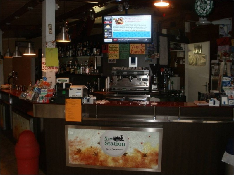 Solution Box per un bar a Montefelcino