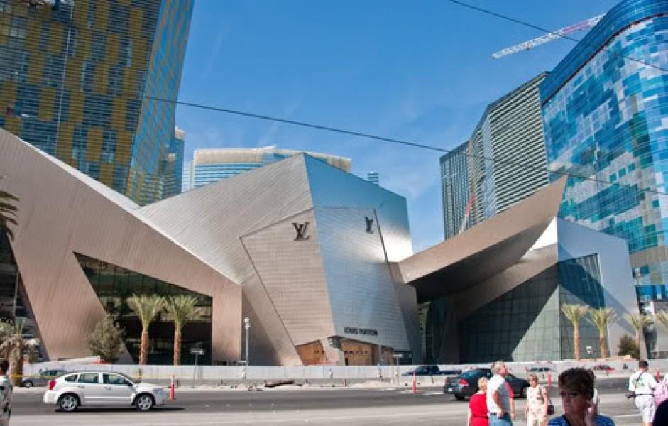 Las Vegas: 4000 led per la nuova Boutique Louis Vuitton