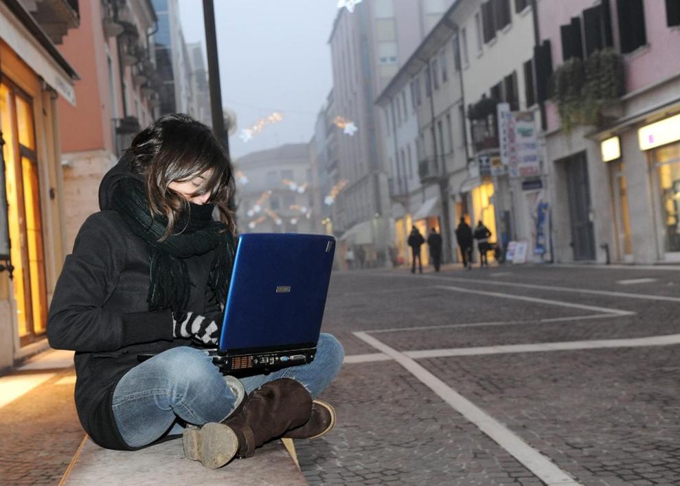 Legnago, internet gratis in centro