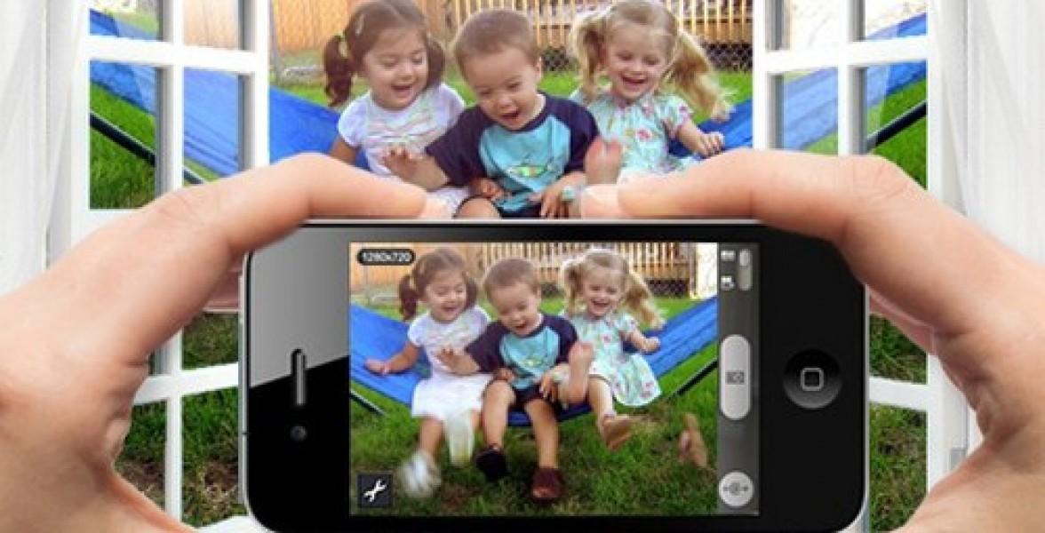 iPhone si trasforma in una webcam Wi-Fi con Mobiola WebCamera