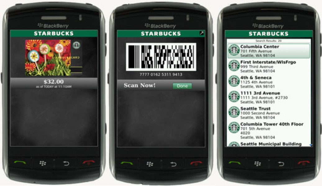 Qr code: e-payment alternativo by Starbucks
