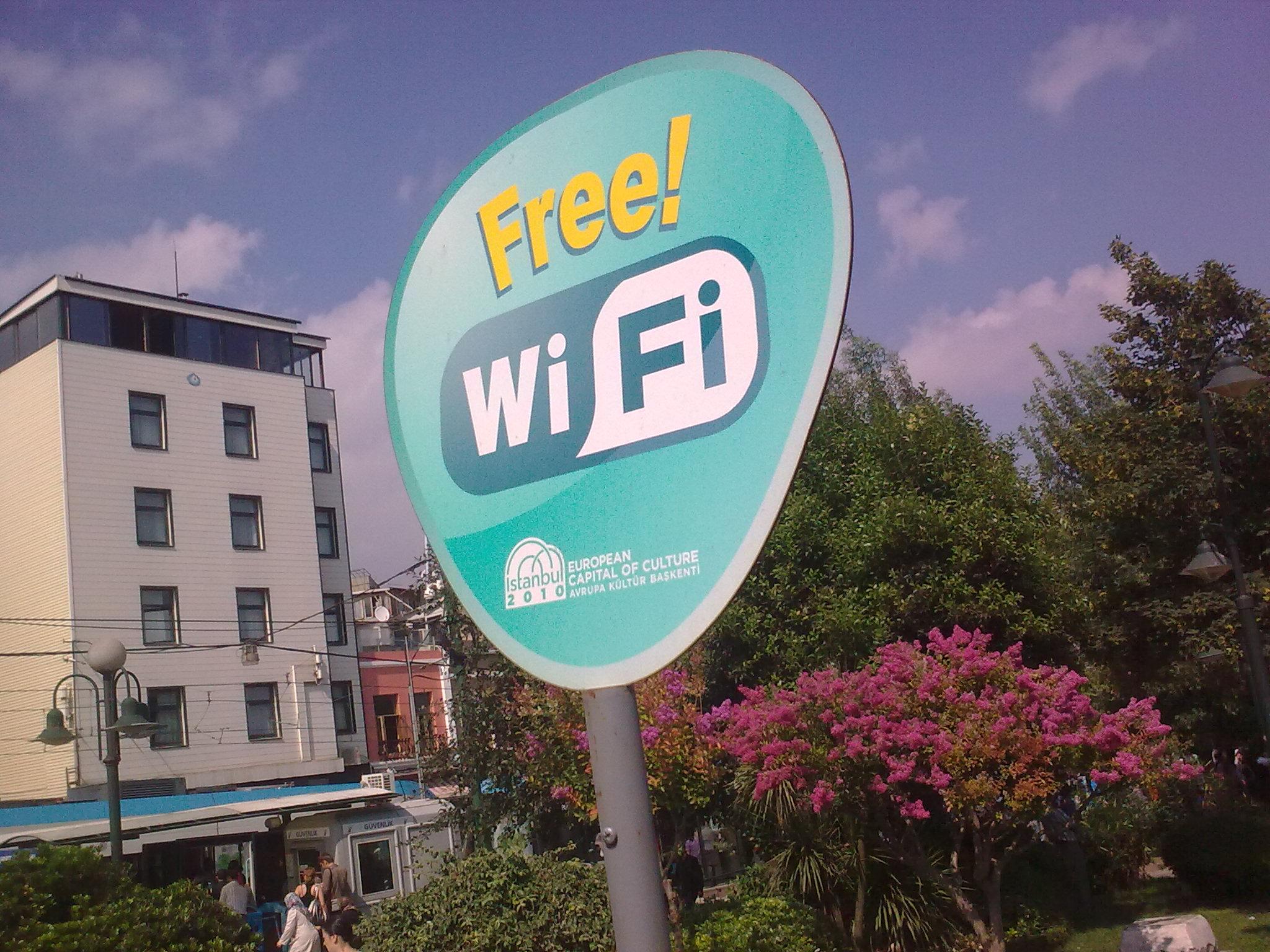Se il Wi-Fi è gratuito pagherà Pantalone
