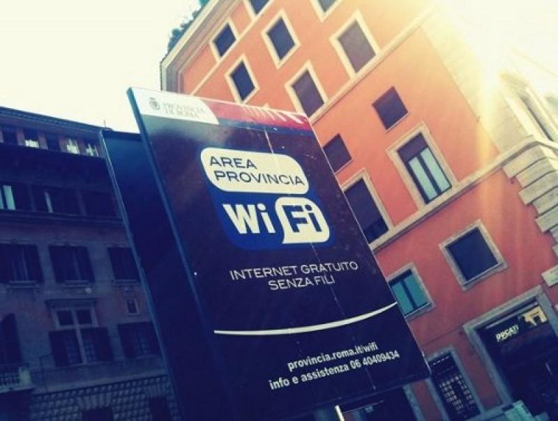 I sistemi Wi-Fi di Roma e Firenze