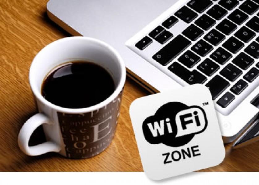 Wi-Fi gratuito in molti punti vendita OpenShop24