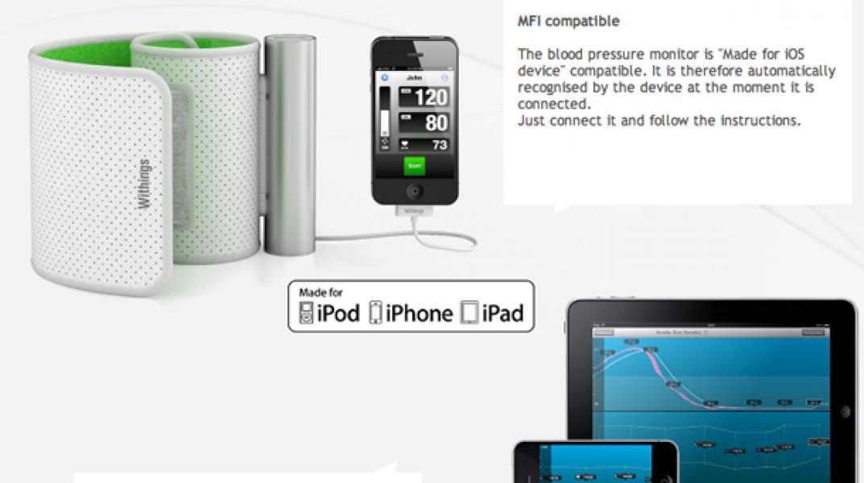 iPhone, iPad, iPod fanno bene alla salute