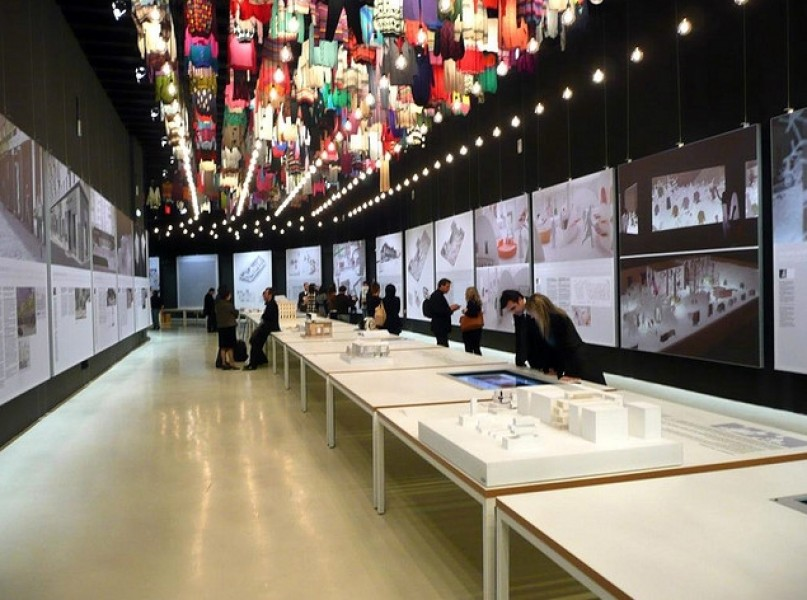 Turchia il primo negozio del futuro di benetton for Piani di costruzione del negozio