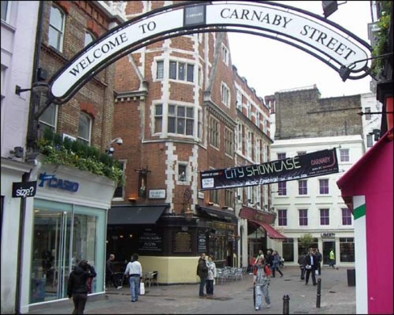 La capitale mondiale del retail è Londra