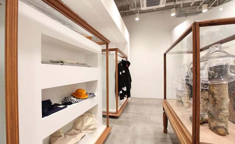 """Nuovo concept store per """"Comme des Garçons"""""""