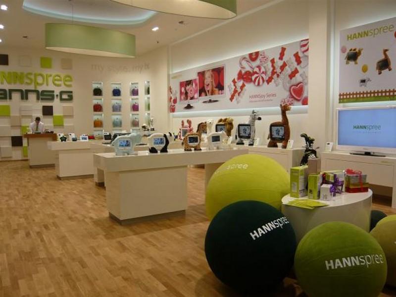 Hannspree: a Londra il primo concept store europeo