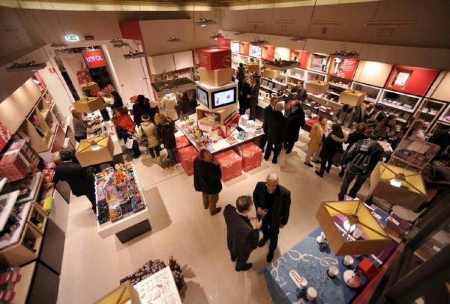 LeFel, il nuovo concept store del Gruppo Feltrinelli