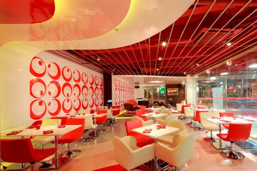 Sixty Cafè a Shanghai