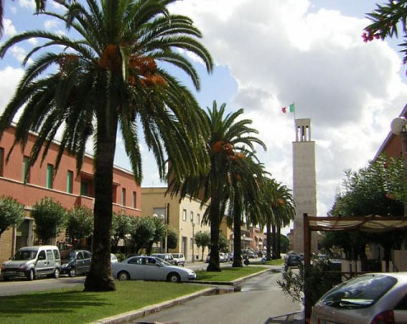Sabaudia Wi-Fi gratuito in centro