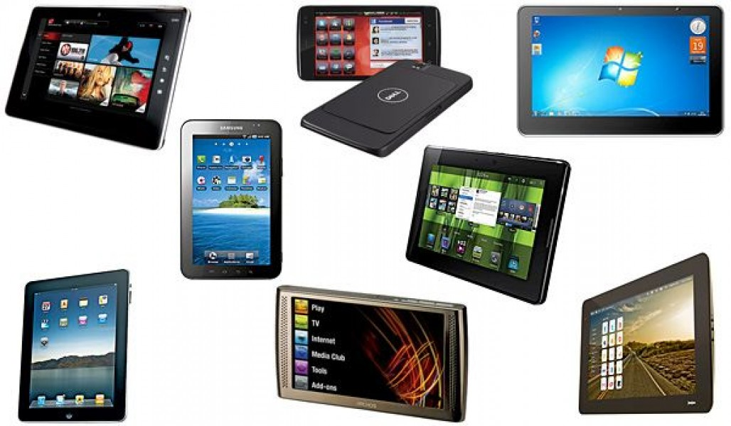 Tablet e smartphone Hp: una strategia unica