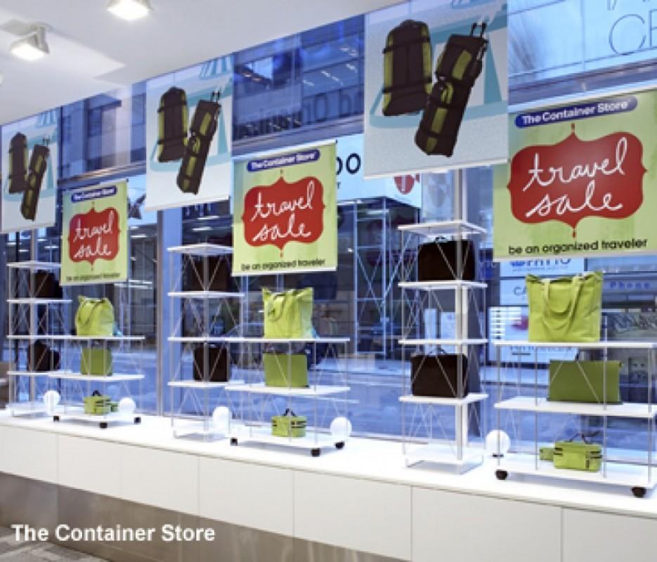 The Container Store, retailer Usa che fornisce soluzioni