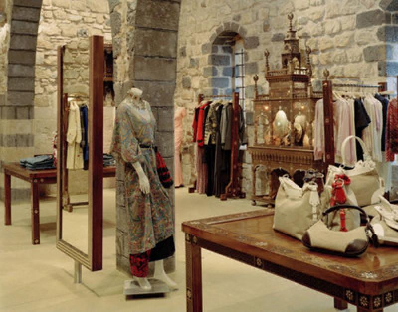 Villa Moda: Il lusso made in Italy sbarca in Siria