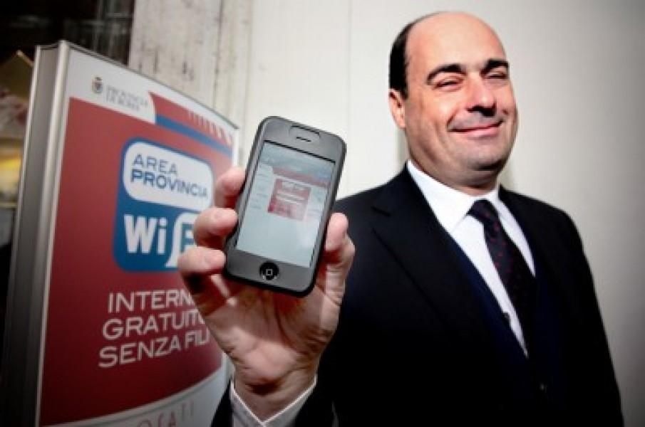 Wi-Fi, a Cerveteri un nuovo 'hotpsot' della Provincia