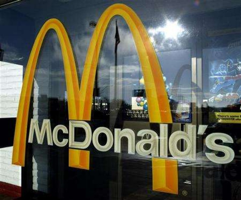 Campagna Foursquare per Mcdonald's