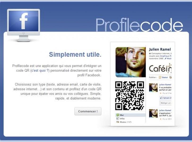 Il Qr code va in onda anche su Facebook