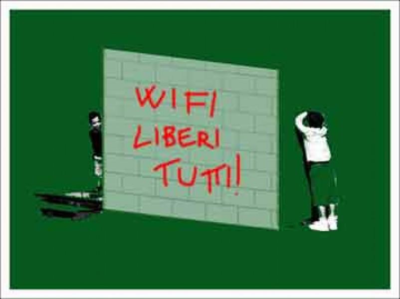 Wifi free, oltre 1000 utenti in 4 giorni