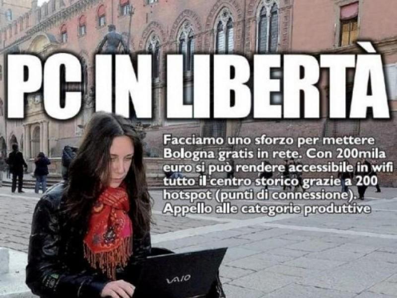 Bologna si connette al Wi-Fi