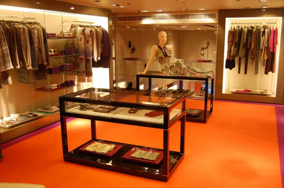 Etro, nuova boutique a Doha nel Qatar