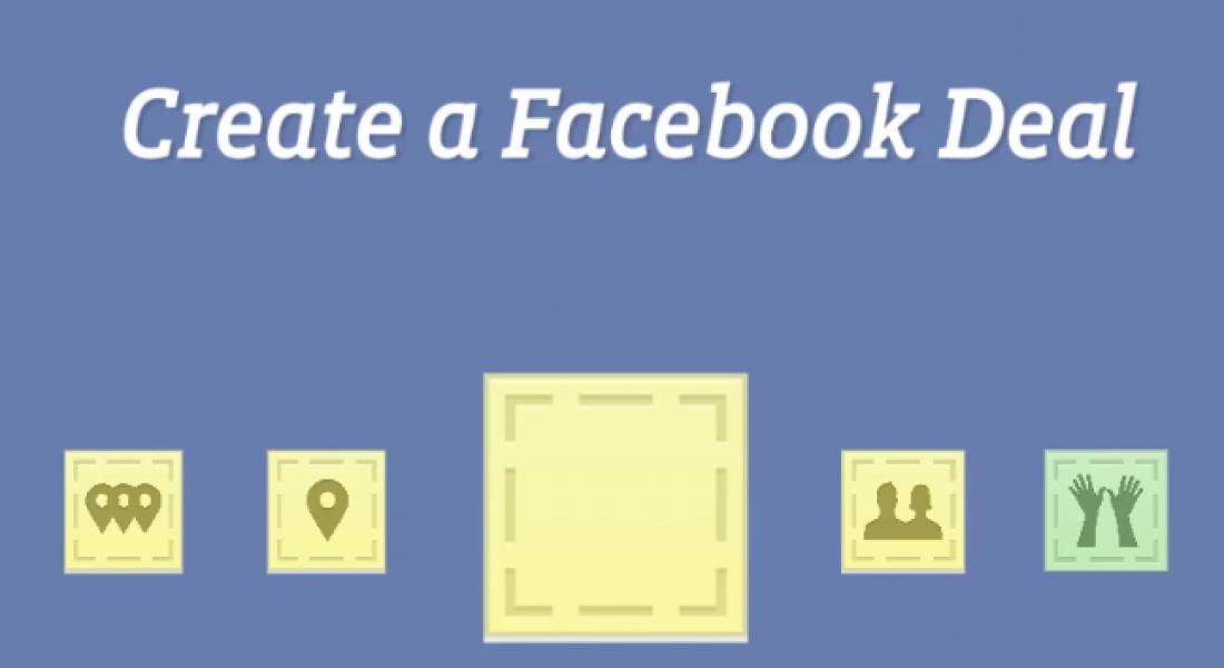 Facebook Deals: la nuova versione