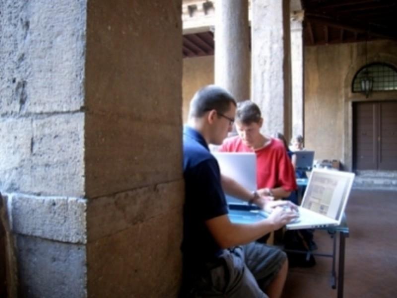 Aragona, si inaugura la prima rete Wi-Fi pubblica