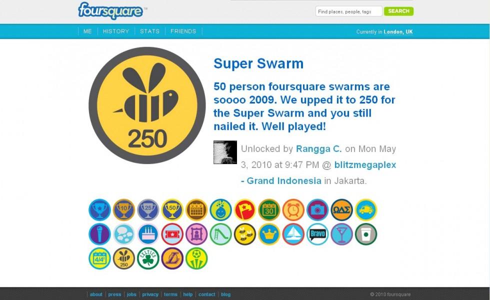 Foursquare aggiunge offerte da Groupon
