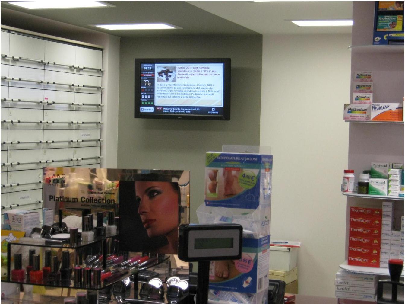 La SolutionBox informatrice perfetta per la Farmacia Vasconi di Cunardo!