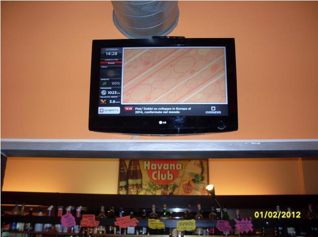 La SolutionBox accende i suoi schermi da Clo e Company di Miele Claudia!.