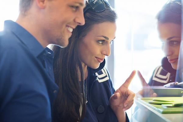 Digital Signage: Primo premio nel retail per Benetton Live Windows