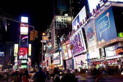 Il digital signage debutta al Best Buy Theater di New York!