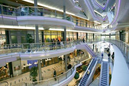 Al centro commerciale Woonwall Alexandrium l'interior design diventa digital!