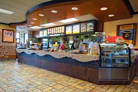 I vantaggi del Digital Signage nei fast food