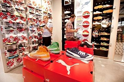 Engagement 2.0: nello store di Barcellona, il brand Puma si basa sull'interazione