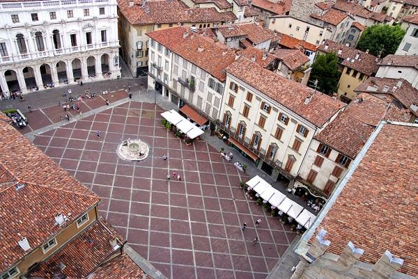 Bergamo Wi-Fi: internet parla solo italiano