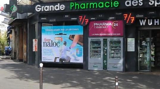 Francia: il Digital Signage in Farmacia ti consiglia sui prodotti