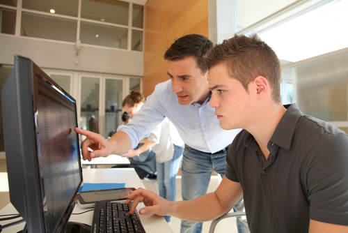 Scuola, wi-fi e tecnologia