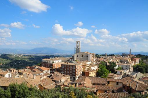 """Perugia a misura di turisti e studenti con il progetto """"Umbria Wi-Fi"""""""