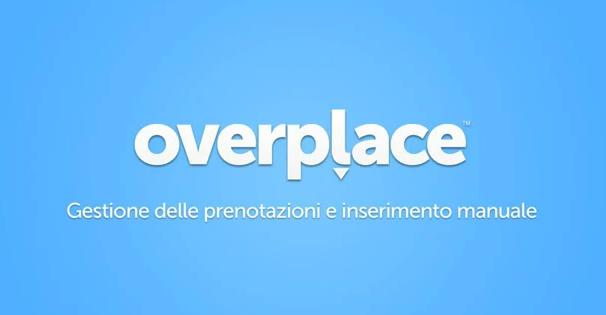 Il modulo prenotazioni di Overplace: cos'è e a cosa serve
