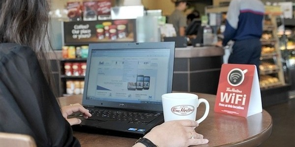 Wi-fi gratis: Overplace ti sorprende con la sua piattaforma