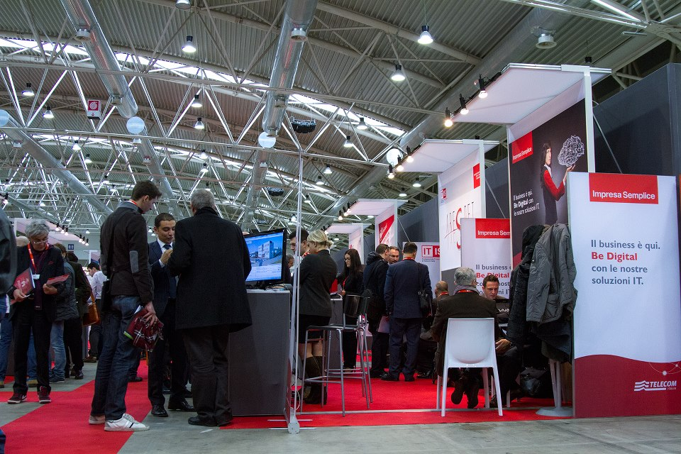 Smau business 2013 a Roma, presenti anche Overplace con Impresa Semplice
