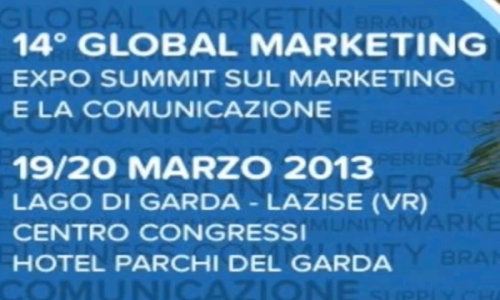 Global Marketing, il 19 e 20 Marzo a Lazise sul Lago di Garda