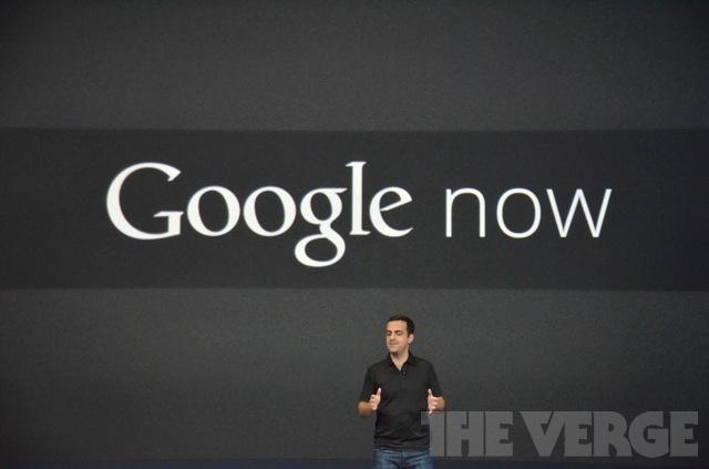 Google Now: il futuro è adesso con il 'segretario vocale'