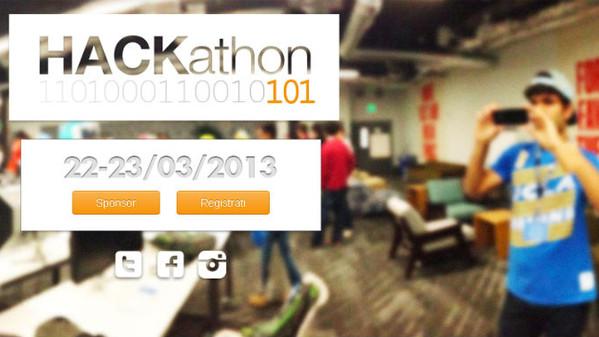 Hackathon 101, gli enfant prodige dell'informatica a Vicenza il 22 e 23 marzo