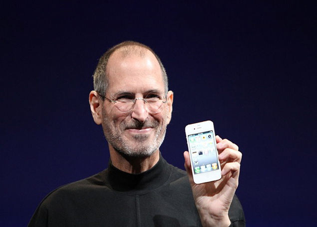 iPhone 5, pensato ed approvato da Steve Jobbs