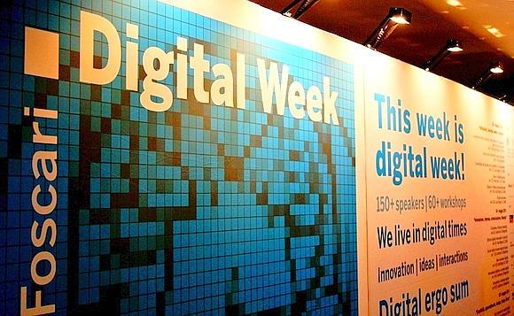 Digital Week a Venezia dall'8 al 10 maggio