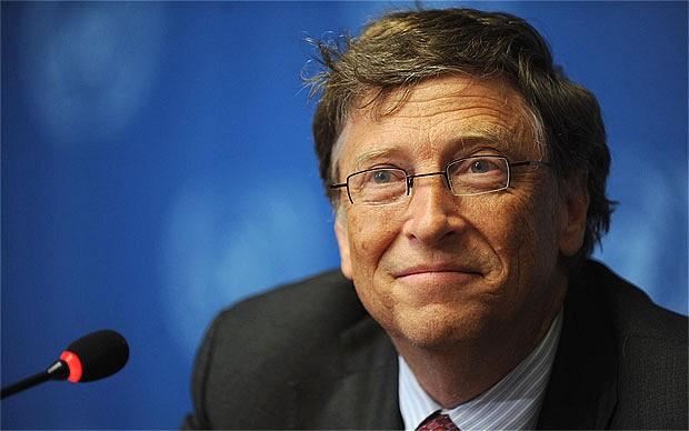 "Bill Gates sui tablet Android: ""Esperienza frustrante"""