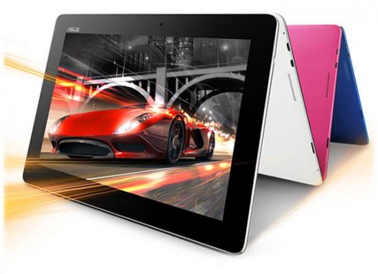 Tablet, è un successo di vendite nel 2013 anche per Asus
