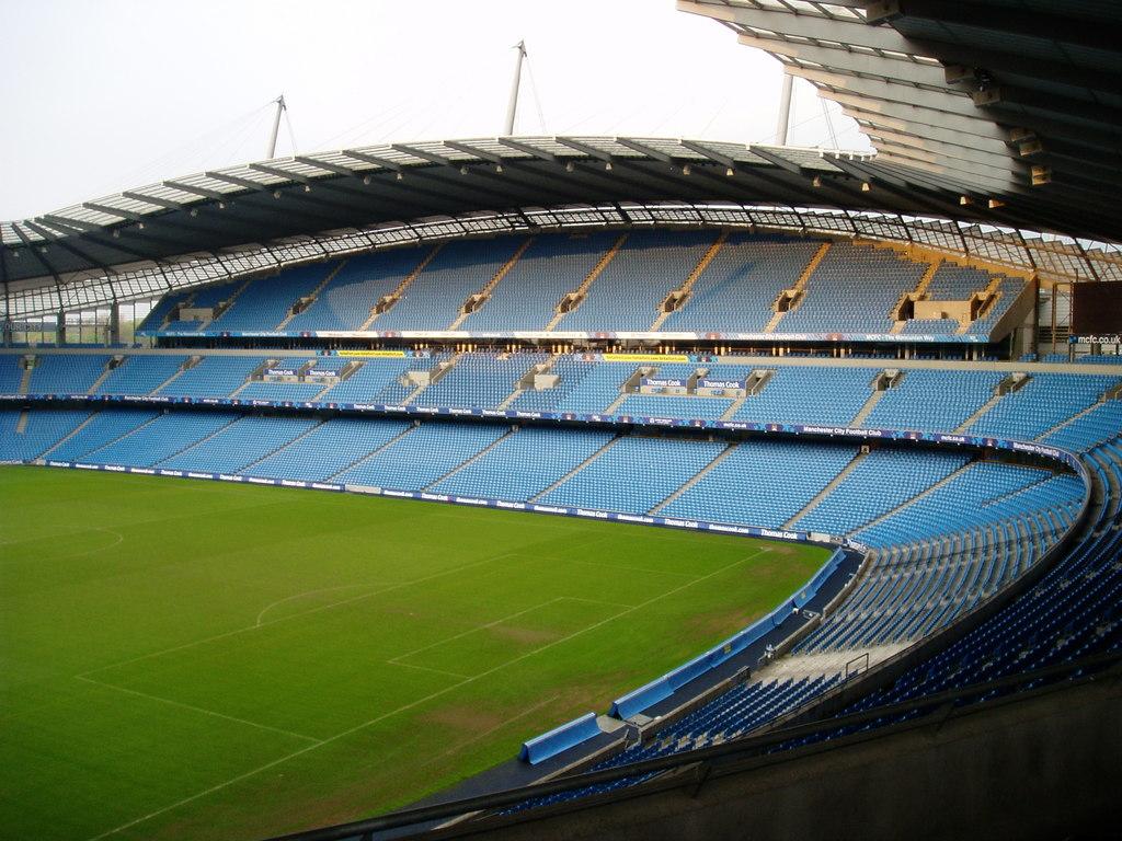 Wi-fi anche allo stadio, il Manchester City porta internet sugli spalti